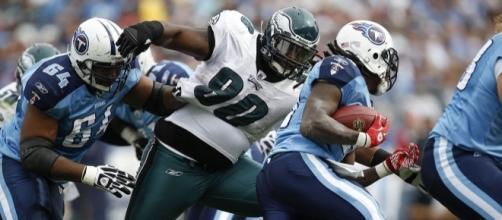 They need to grapple more people this year. Philadelphia Eagles via Wikimedia Commons