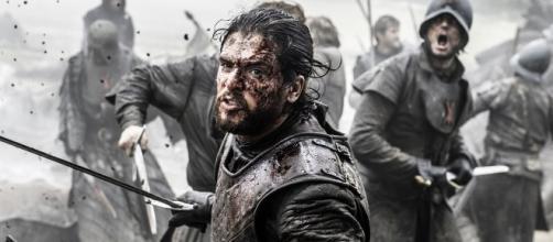 Imagem da série ''Game of Thrones''