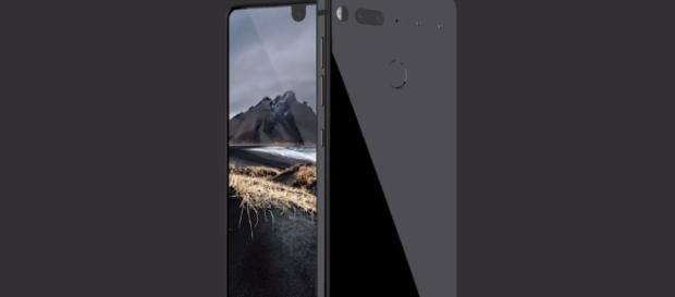 A goof in shipping address verification led to personal info of Essential Phone's pre-order customers being leaked. / from 'YouTube' screen grab
