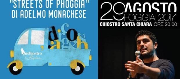 Adelmo Monachese presenta Street of Phoggia