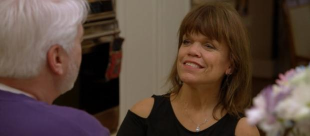 Amy Roloff and Chris Marek go into a road trip. Image by YouTube/TLC