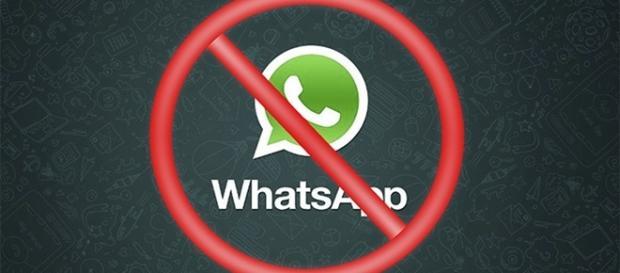 Aplicativo está bloqueado em vários lugares do mundo