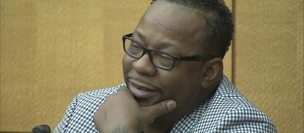 Bobby Brown changed his mind and will not be on 'Dancing with the Stars' [Image: Fox 5/YouTube screenshot]