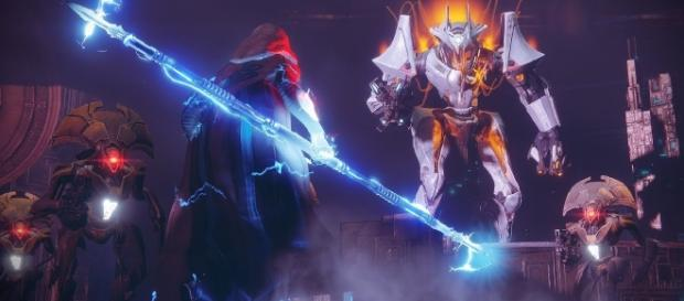 'Destiny 2' first DLC could star the robotic alien lifeforms Vex, says Dev(FantasticalGamer/YouTube Screenshot)