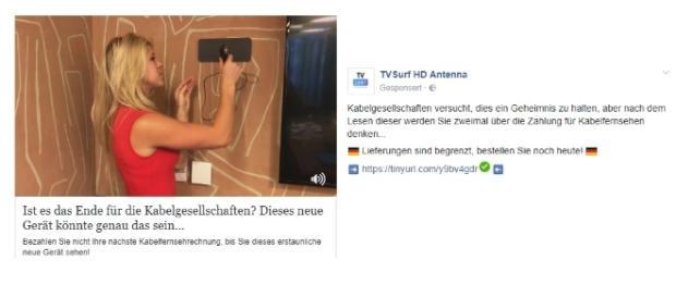 Dieses Gerät empfängt geheime Signale aus der Luft: Lassen Sie die Finger davon! Foto: Facebook