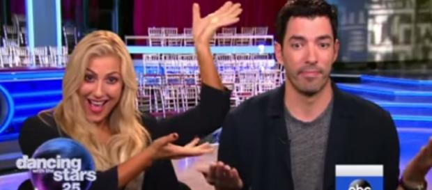 """Drew Scott is officially joining """"Dancing with the Stars"""" season 25. YouTube/GoodmorningAmerica"""