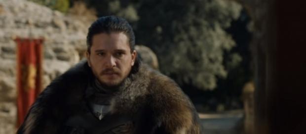 "Jon Snow in ""Game of Thrones"" Season 7. (Photo:YouTube/GameofThrones)"