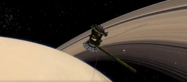 NASA Cassini spacecraft will perform scientific observations before it plunges to its death. Image Source: NASA/Jet Propulsion Laboratory