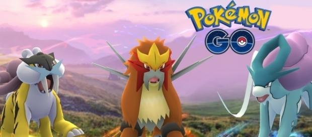 'Pokemon Go' adds three travelling Legendary Pokemon in the game starting today!(Gallious/YouTube Screenshot)