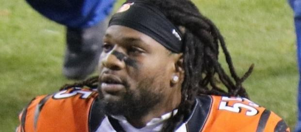 The NFL said Vontaze Burfict violated two rules on his hit to Anthony Sherman -- Jeffrey Beall via WikiCommons