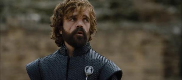 Tyrion may be worried about how the Jonaerys relationship will affect the end game. source: Ice and Fire Reviews/youtube