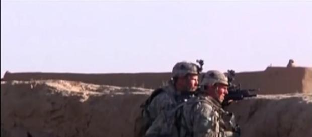 US acknowledges presence of 11,000 troops in Afghanistan [Image via YouTube: PressTV News Videos]