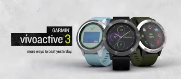 Will the Vivoactive 3 become the next best high-end fitness device?