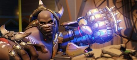Doomfist is the latest character to join 'Overwatch.' (image source: YouTube/IGN)