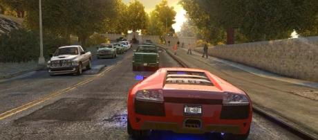 Grand Theft Auto - Image via TirexiHD/YouTube Screencap