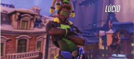 """Lucioball will also be offering Competitive points in """"Overwatch"""" (via YouTube/PlayOverwatch)"""