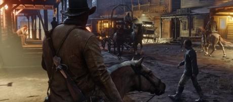 Take-Two Red Dead Redemption 2 (GameRiot/YouTube Screenshot) https://www.youtube.com/watch?v=EbB5Nerb-ko