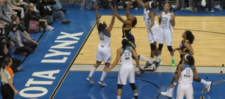 The WNBA is coming to the NBA Live 18 this year (Image Credit - Joe Bielawa/Flickr)