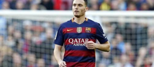 Accord avec l'AS Roma pour le prêt de Thomas Vermaelen - FC Barcelona - fcbarcelona.fr