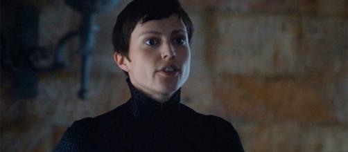Bernadette in 'Game of Thrones' season 7 episode 3. Screencap: Daryl Dixon via YouTube