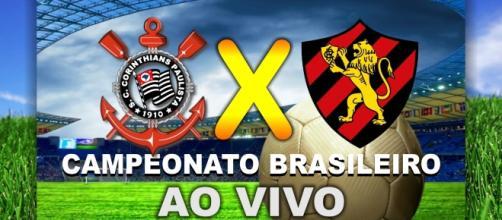 Corinthians e Sport jogam neste sábado (5) pela 19ª rodada do Brasileirão