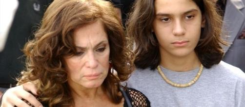 Thadeu Bruno mudou bastante depois da novela (Foto: Divuilgação/ Rede Globo )
