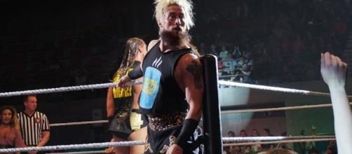 Enzo Amore/ photo by Shared Account via Flickr
