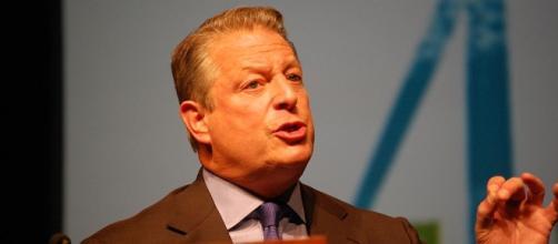 Former vice presidennt Al Gore | credit, wikimediacommons