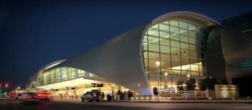 Image by fentressarchitects/YouTube screencap. Norm Mineta International Airport, San Jose.