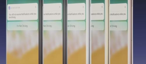 iPhone 8 offers automated camera features | Screenshot via YouTube