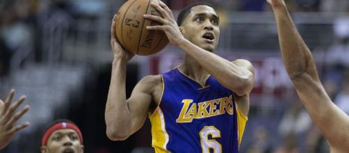 Jordan Clarkson/ photo by Keith Allison via Flickr