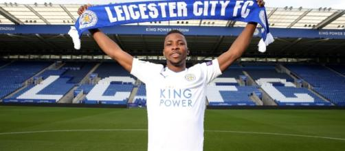 Leicester City Sign Striker Kelechi Iheanacho - wikipedia. org