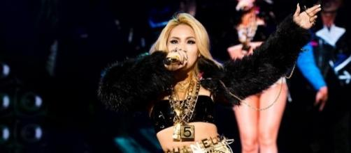 Lorde named CL as the K-pop artist she would love to collaborate with. (Wikimedia/신사임당)