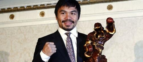 Manny Pacquiao/ photo by Michael Howard via Flickr