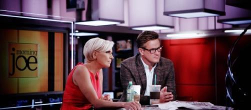 Morning Joe hosts on MSNBC (You Tube screen grab)