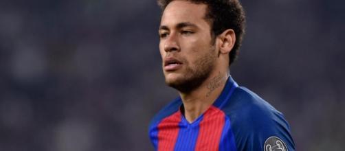 Neymar saluta il Barcellona. (via. - thesun.co.uk)