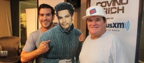 Pete Rose on the Covino & Rich Show | MLB legend promoting h… | Flickr - flickr.com