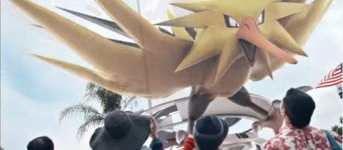 Players have been reporting about crashes occurring either during or after a Legendary raid (via YouTube/Pokemon GO)