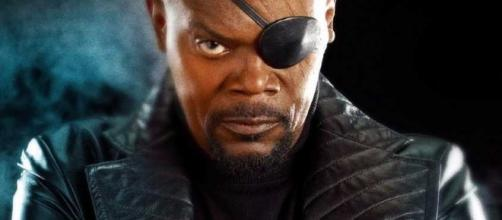 Samuel L. Jackson as Marvel's Nicky Fury | DAVID NICKSAY - davidnicksay.com