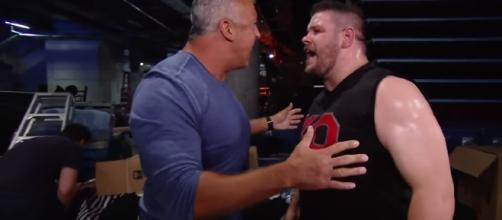 Shane McMahon to return in the wrestling ring to wrestle again? Image credits - WWE/Youtube