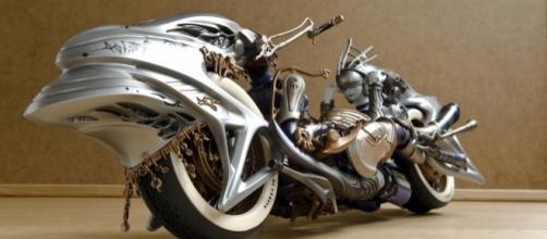 Shiva-motorbike (via flickr - Borqje)