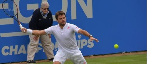 Stan Wawrinka of Switzerland (Wikimedia Commons - wikimedia.org)