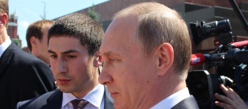 The eye of teh storm, Vladimir Putin.Image CCO Public Domain Klimkin   Pixabay