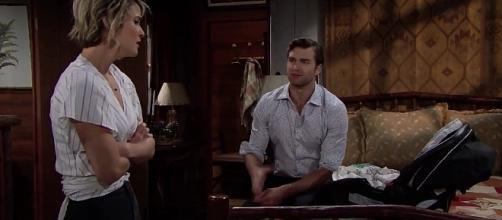 Thomas e Caroline, soap opera canale 5