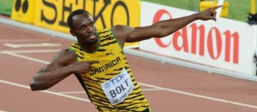 Usain Bolt correrà l'ultima gara della sua carriera sui 100 metri