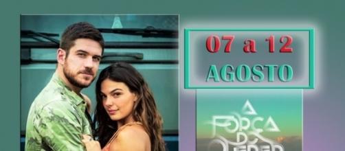 Veja o resumo de 7 a 12 de agosto de ''A Força do Querer (Reprodução/TV Globo Montagem/Telma Myrbach)