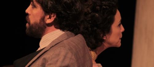 Verónica Marchant y Pedro de Tavira protagonizan un matrimonio infeliz.