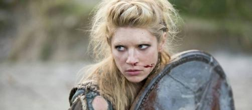 'Vikings' Season 5: Will Ubbe kill Lagertha to become King of Kattegat?[Image source: Youtube Screen grab]