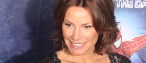 Wikimedia Commons File: Countess Luann de Lesseps at Spiderman Turn Off the Dark Opening.