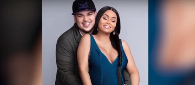 Blac Chyna reportedly makes more money than Rob Kardashian - (Image credit: YouTube| People)